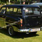 Opel Olyympia Rekord Caravan Heckansicht