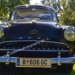 Opel Olyympia Rekord Caravan Frontansicht