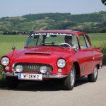 Auto Union 1000 SE millespecial im roten Lackkleid