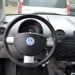 VW New Beetle Interieur mit Instrumententafel