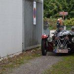 Morgan Threewheeler beim Oldtimertreffen in Kressbronn am Bodensee