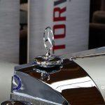 Mercedes-Benz 540 K Spezial Roadster W29 und dem scharfkantigenKühlergrill als Erkennungszeichen