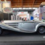 Mercedes-Benz 540 K Spezial Roadster side view