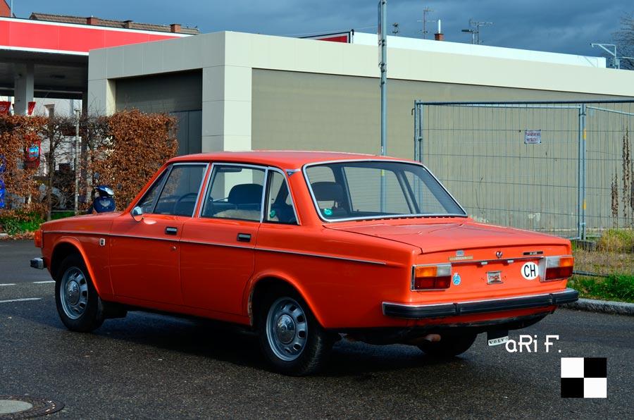 Volvo 144 De Luxe von 1973