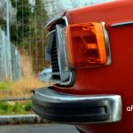 Volvo 144 Frontdetail