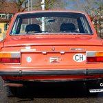 Volvo 144 Heckansicht mit Vierkammer-Rückleuchten ab 1973 wie sie dann die 240er Serie bekam