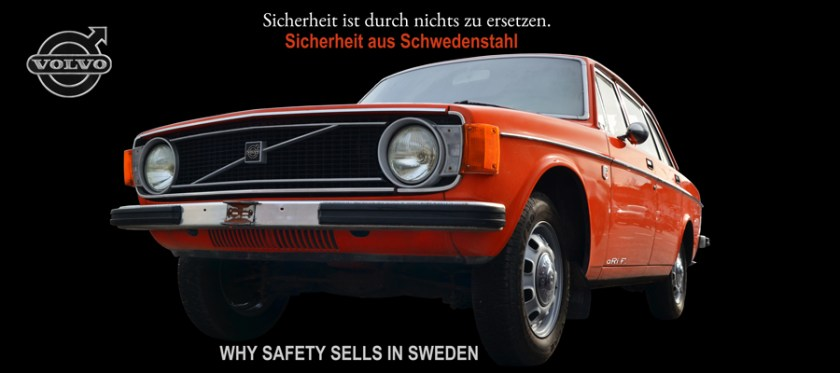 Volvo 140 Poster by aRi F.