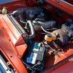 Volvo 144 mit Motor B20 B und 100 PS