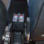 Volvo 144 mit Sicherheitsgurten für Fahrer- und Beifahrersitz