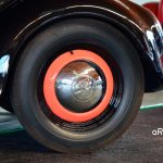 VW Ur-Käfer mit Reifengröße 125R16 und Felge 3Jx16 ET20 von 1946-1969