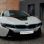 BMW i8 Frontansicht