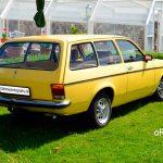 Opel Kadett C Caravan rear view
