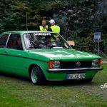 Opel Kadett C Limousine in grün