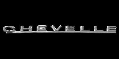 Logo Chevrolet Chevelle von 1967