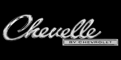 Logo Chevrolet Chevelle 307