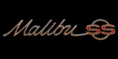 Logo Chevrolet Chevelle Malibu SS