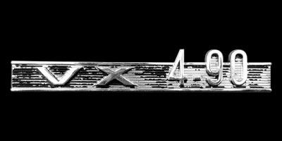 Logo Vauxhall Victor FB Four Ninety sedan (1961–1964)