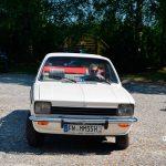 Opel Kadett C Aero in weiß