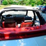 Opel Kadett C Aero Interieur