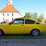 Opel Kadett C Coupé Baujahr 1977
