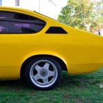 Opel Kadett C Coupé Detailanscht hinten