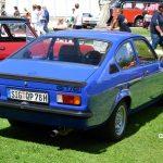 Opel Kadett C GT/E in blau