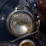 Studebaker Champion Frontdetail Scheinwerfer mit integriertem Standlicht