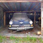 Studebaker Champion Scheunenfund / barn find