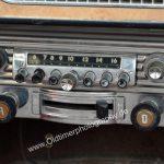 Studebaker Champion mit Original Radio, Marke unbekannt