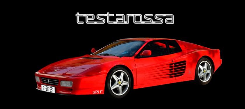 Ferrari Testarossa 1984 1996 Oldtimerphotography By Ari F