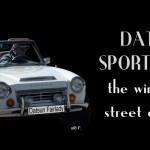 Datsun Sports 1600 Poster