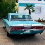 Ford Thunderbird von 1966 bei Einfahrt zum Oldtimertreffen