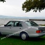 Mercedes-Benz W 126 420 SE (1985–1991)