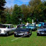 Mercedes-Benz Oldtimer bei der 7. Kressbronn Classics