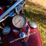 Motorrad Tachmometer