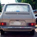 VW 411 Heckansicht