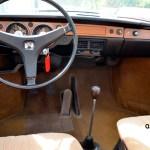 VW 411 Interieur und Armaturentafel
