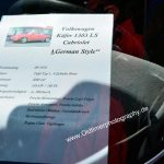 VW Käfer 1303 LS Cabiolet technische Daten
