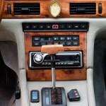 Maserati Quattroporte IV mit Viergangautomatik von ZF beim 6-Zylinder
