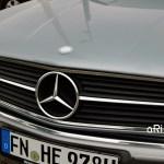 Mercedes-Benz C126 Kühlergrill