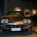 Lamborghini 400 GT 2+2 front view