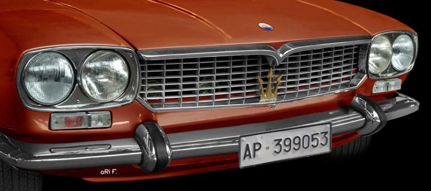 Maserati Mexico Poster by aRi F.