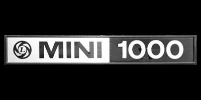 Logo Mini 1000