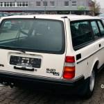 Volvo 240 Classic Kombi Heckansicht