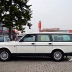 Volvo 240 Classic Kombi Seitenansicht