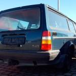 Volvo 240 Kombi in blau