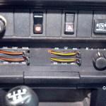Volvo 242 Armaturen
