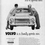 Volvo Is a family car. Its a sports car. Volvo is a family sports car.
