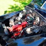 Volvo PV 444 Motorraum