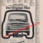 Mini 1000 Auto Motor & Sport, Heft 16 vom 2. August 1975